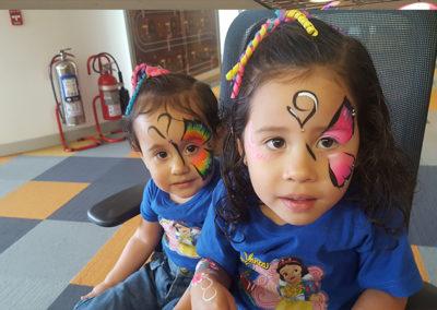 Pintacaritas Tri | Fiestas Infantiles Fotos