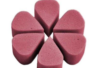esponja gota rosada